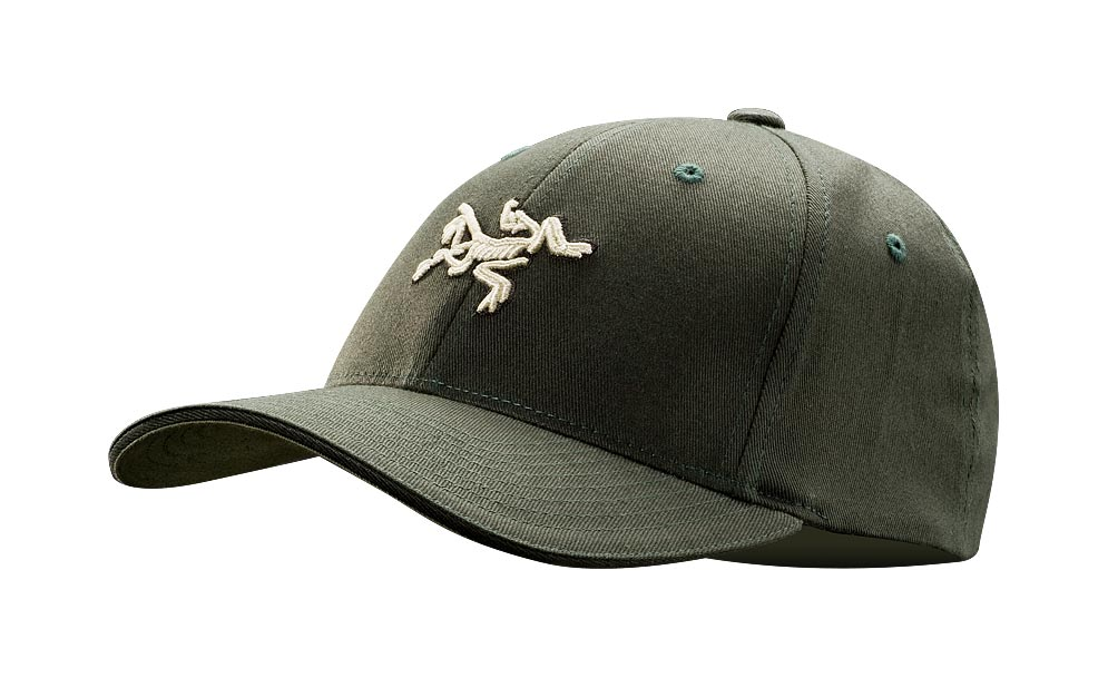 Arcteryx Caper Embroidered Bird Cap